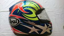 Arai RX7 Corsair Nicky Hayden Full Face Helmet (S) Size - Mint Condition