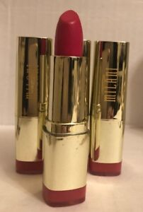 3X Milani Color Statement Lipstick - 15 Hot Pink Rage