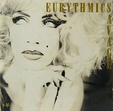 Eurythmics Savage / CD