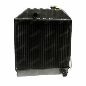 1106-6316 Made to fit Ford New Holland Radiator 3230; 3430; 3930; 3930H; 3930N;