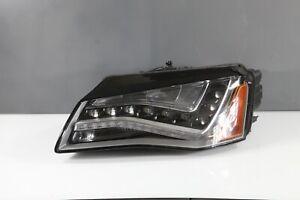 2011-2014 Audi A8 A8L S8 Left LH Driver Full LED Headlight OEM 11 12 13 14