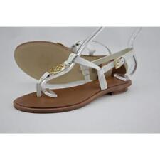 Sandali e scarpe bianchi marca Michael Kors per il mare da donna tacco basso ( 1,3-3,8 cm )