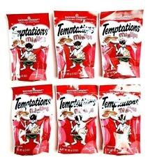 TEMPTATIONS MixUps Treats for Cats Backyard Cookout 2.47 Oz Lot Of 6 B25