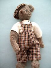 "1998 Dean's Rag Book L.E.13"" Bear Fully Jointed All Original Made in Britain EXC"