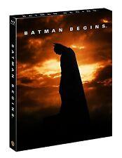 BATMAN BEGINS BLU RAY EDICION COMIC CON 64 PAGINAS NUEVO ( SIN ABRIR )