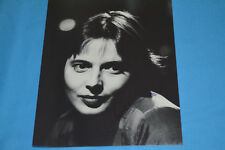 ISABELLA ROSSELLINI sexy signed  Autogramm 20x25 cm In Person
