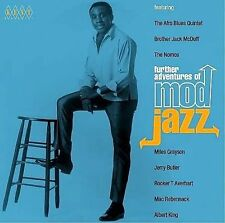 NEW Further Adventures of Mod Jazz (Audio CD)