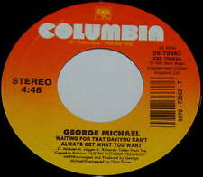 George Michael 45 Waiting For The Day / You Can't Always Get What You Want