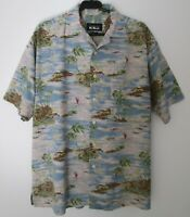 "Vintage Auth McNeaI Tropical Hawaiian Shirt 49""-122.5cm L (808H)"