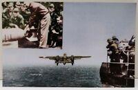 WWII Doolittle Did A Lot! Postcard D2