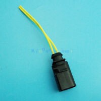 2 Pin Sealed Male Connector Plug  for VW GOLF EOS Polo AUDI Seat