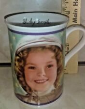 Danbury Mint Shirley Temple Collector Mug Wee Willie Winkie 1937