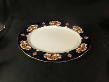 "Royal Albert Heirloom 13"" Oval Serving Platter Bone China Made in England"