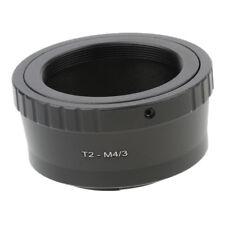 Anello adattatore T2-Micro 4/3 T-Mount per Olympus Panasonic GF6 GF7 E-PL7