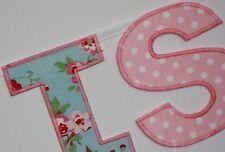 Girls Personalised Bunting~Cath Kidston Ikea Rosali and Laura Ashley Pink Name