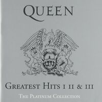 CD QUEEN THE PLATINUM COLLECTION 3CD