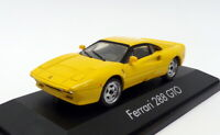 Herpa 1/43 Scale Model Car 070171 - Ferrari 288 GTO - Yellow