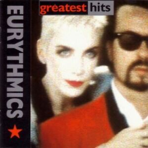 EURYTHMICS greatest hits (CD, compilation, 1991) best of, synth pop, very good