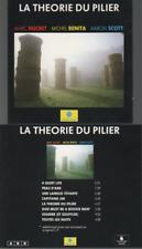 Marc Ducret Trio La Theorie Du Pilier CD ALBUM