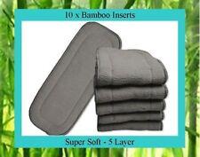 Bamboo Babyland Less than 25 Cloth Nappies