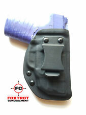 Kydex Holster fits Smith & Wesson M&P SHIELD 2.0 W/Laser 9mm / 40cal IWB Black