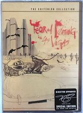 FEAR AND LOATHING IN LAS VEGAS ~ CRITERION COLLECTION 2 DVD SET ~ NEW & SEALED