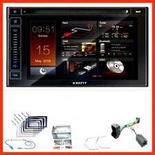 XZENT X-402 DAB+ Bluetooth USB Einbauset für Opel Astra H Corsa D Zafira B Antar