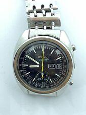 Vintage 1971 Seiko 6139-6012 Automatic Tachymeter Excellent
