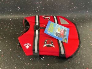 Paws Aboard Designer Doggy Life Jacket - Small - NEW