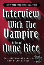 Anne Rice Classics Paperback Books