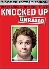 Knocked Up (DVD 2-disc Collectors Edition) – Hilarious Hit Comedy