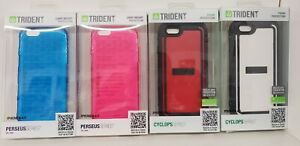 FAST FREE SHIP Brand NEW Trident Perseus/Cyclops Phone Case for iPhone 6 6S 7 8