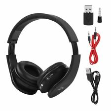 Bluetooth Wireless Stereo Gaming Headset Headphone with Mic for Sony PS4 PC