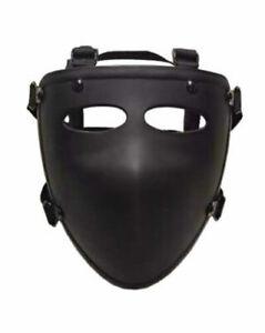 NIJ IIIA Ballistic Visor Mask Bulletproof Face Shield (SEE VIDEO) USA Returns!