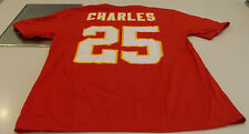 Kansas City Chiefs Jamaal Charles Name Number XL Shirt NFL Players Football