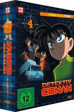 Detektiv Conan - TV Serie - Box 4 - Episoden 103-129 - DVD - NEU