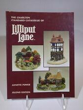 Charlton Catalogue Lilliput Lane Second Edition Annette Power 1998 Village
