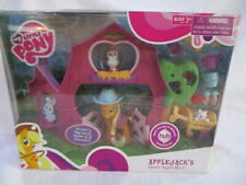 *NEW* MY LITTLE PONY APPLEJACKS SWEET APPLE BARN PLAY SET