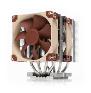 NEW Noctua NH-D9 DX-3647 4U CPU Cooler Heatsink Dual PWM FAN Intel Xeon LGA3647