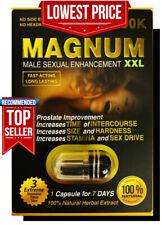 MAGNUM XXL BLACK 250K 10 CAPSULES best price male enhancement erectile