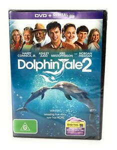 Dolphin Tale 2 (DVD, 2014) Harry Connick Jr. New & Sealed Region 4 Free Postage