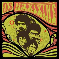 OS HAXIXINS 'self-titled LP NEW Brazil nuggets FUZZ sun structures TEMPLES psych