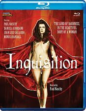 Inquisition (1978) Mondo Macabro | Paul Naschy | New | Blu-ray Region free