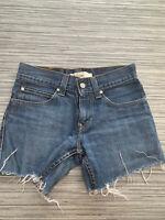 Levi 511 Shorts W29