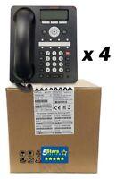 Avaya 1608-I IP Phone Global - 4 Pack (700510907) - Brand New, 1 Year Warranty
