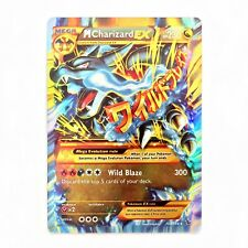 M Charizard EX Holo SECRET Rare XY Flashfire 108/106 (Proxy | Flash Card)