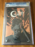 Outcast #1 Slabbed CGC 9.8 Kirkman & Azaceta Skybound Image Comics 2014 Cinemax