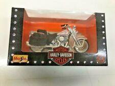 Harley Davidson FLSTS Heritage Springer Maisto 1-18 Scale (HF189sHF11)