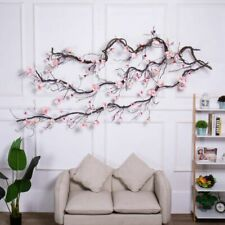 Flower Wall Decoration Garlands Vine Wreath Wedding Floral String Background New