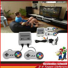 DE Mini Konsole Super Classic Retro Eingebaute 621 Spiele + Controller für TV